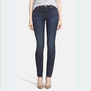 Madewell dark wash jeans